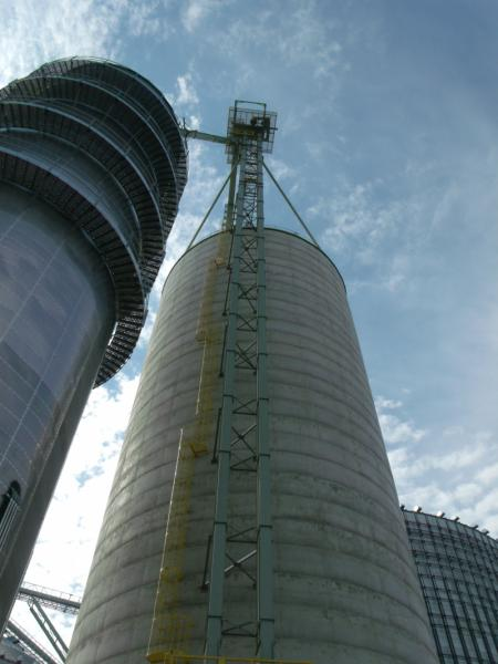 10,000 BPH Grain Drying System
